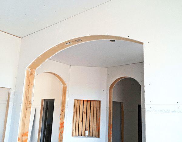 Arch Doorway Softsegmentedarch Archways Ceilings Soft