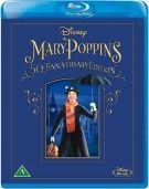 Disney klassiker: Mary Poppins (Blu-ray) - Blu-ray - Film - CDON.COM