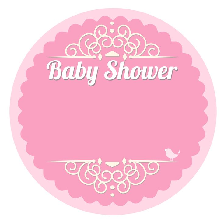 plantillas baby shower ,de la web