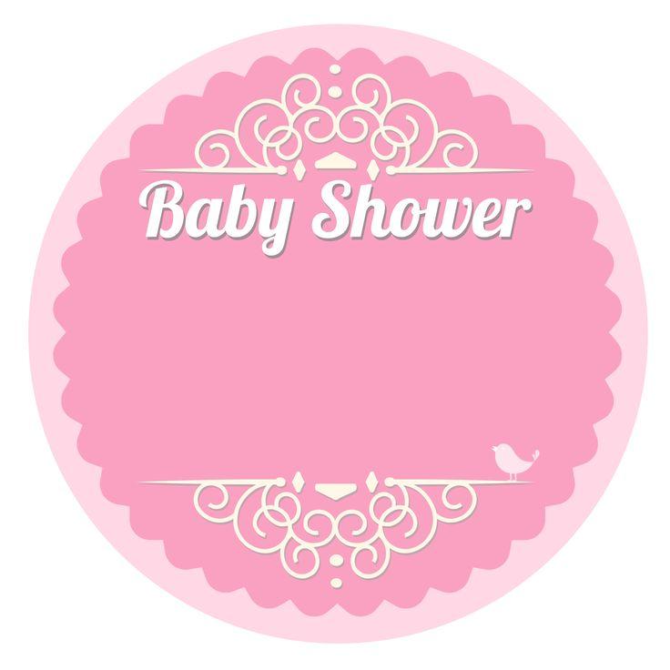 plantillas baby shower ,de la web