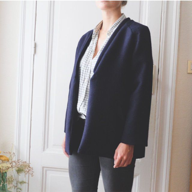 Joseph - Ready To Sew / Patron de couture manteau