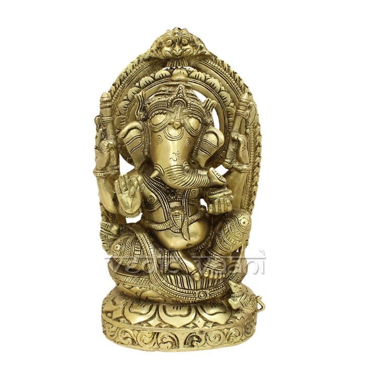 Ganpati Statue online | Buy Online, Vedicvaani.com, from India in USA/UK/Europe at low price,Free worldwide shipping, 100% money back gurantee.