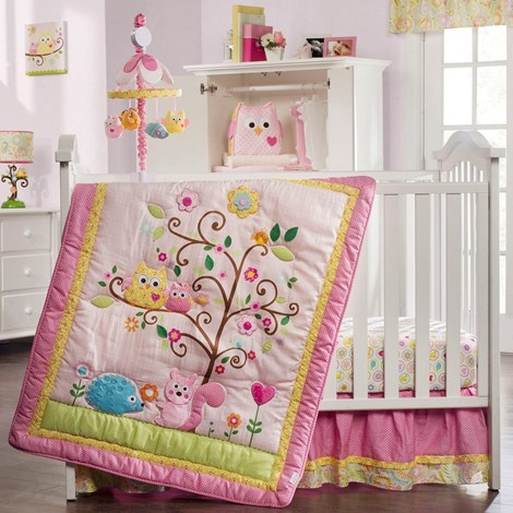 48 Best Images About Girls Room On Pinterest Owl Bedding