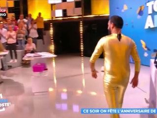 TPMP : Cyril Hanouna en tenue ultra moulante, la vidéo hilarante