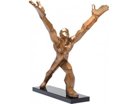 Figurka Dekoracyjna Strong Man — Figurki dekoracyjne Kare Design — sfmeble.pl