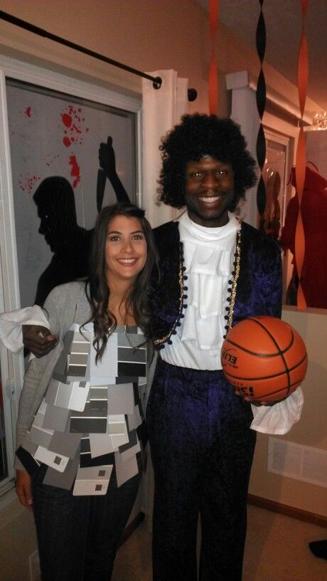 50 Shades of Grey, and Dave Chappelle show's Prince halloween costumes.
