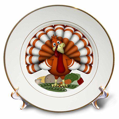 Thanksgiving day decor shop 170 pinterest thanksgiving thanksgivingday turkey decor gift gosstudio we recommend gift shop httpzazzlevintagestylestudio negle Gallery