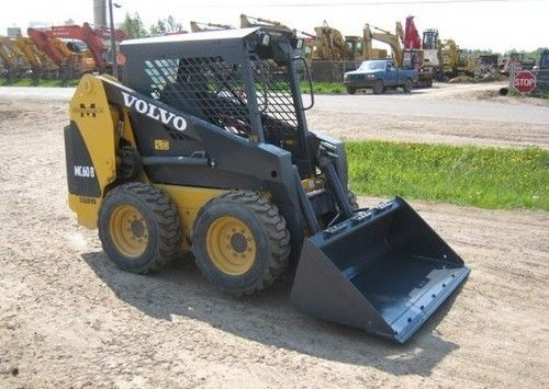 awesome Volvo Mc60b Skid Steer Loader Service Parts Catalogue Manual Read more post: http://www.catexcavatorservice.com/volvo-mc60b-skid-steer-loader-service-parts-catalogue-manual/