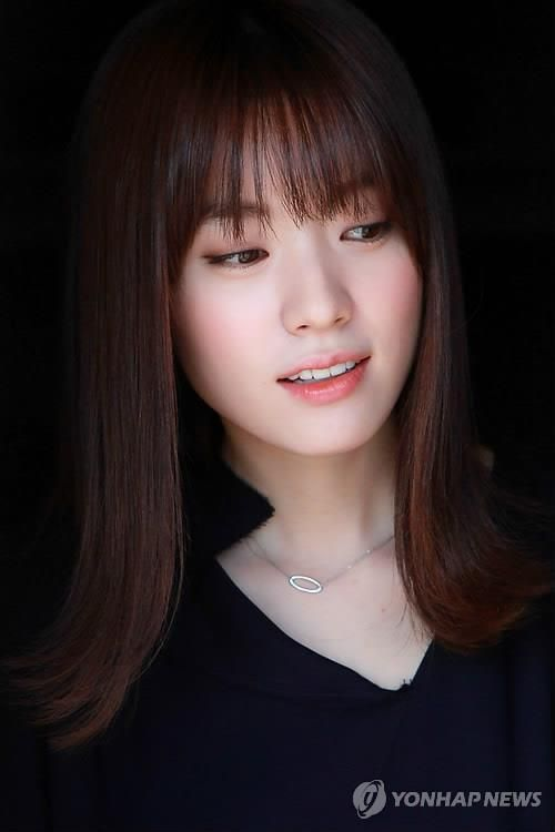 The most beautiful actress in korea