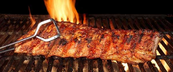 3 golden rules for common BBQ summer party stains