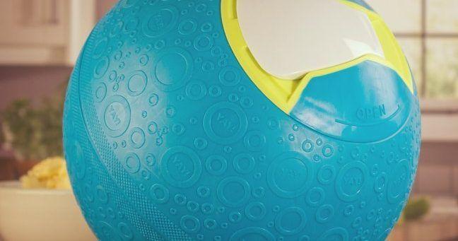 [TOPITRUC] Un ballon qui fait des glaces quand on joue avec (oui cest possible)