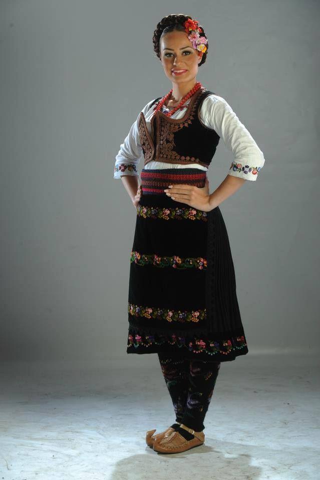 является одним сербский народный костюм фото как самостоятельно заказать