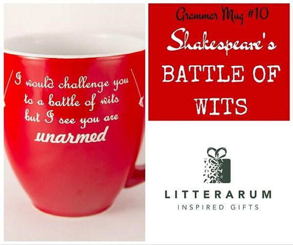 #grammar #grammarmugs #grammarnazi #wordlover #books #mugs #coffee #tea #LitterarumAus #shakespeare www.litterarum.com.au