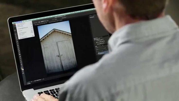 Photoshop Playbook:  Коррекция искажений линз объектива Lens Correction in Photoshop
