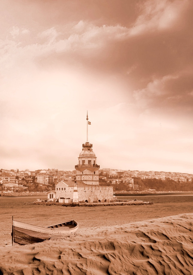 istanbul_kizkulesi by newpageflip.deviantart.com