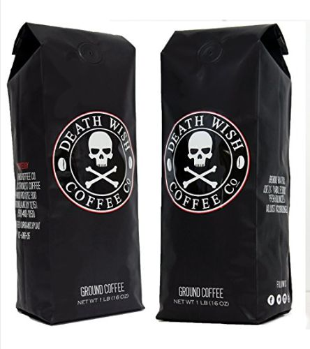Death Wish - The World's Strongest Coffee  #coffee