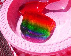 Jelly rainbow | recipes | Party food