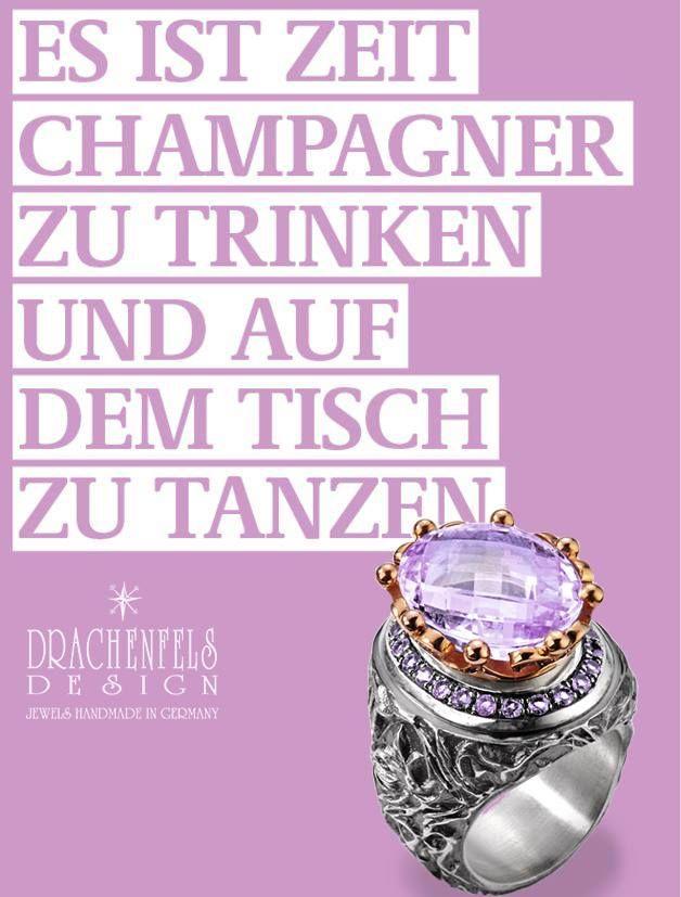 Kollektion KLUNKERLINGE https://www.facebook.com/drachenfels.design