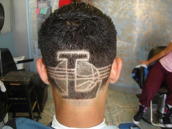 21 best Barber Designs images on Pinterest | Barber shop ...
