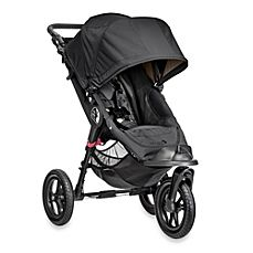 image of Baby Jogger® City Elite® Single Stroller in Black