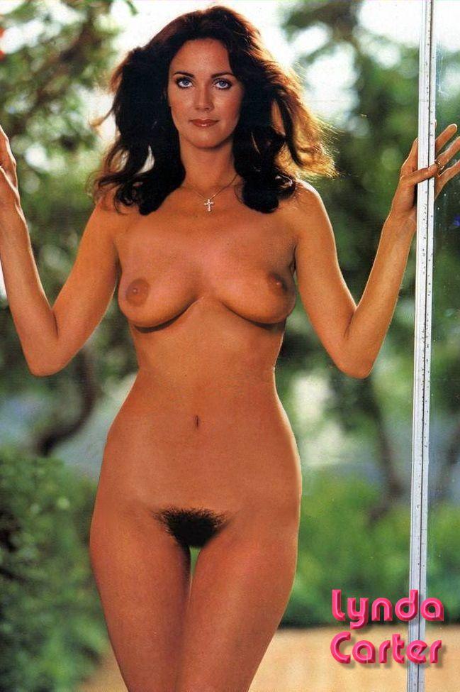 Naked pics of linda carter