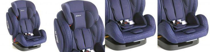 Cadeira para Auto 9 a 36 Kg Dzieco Tazy Azul