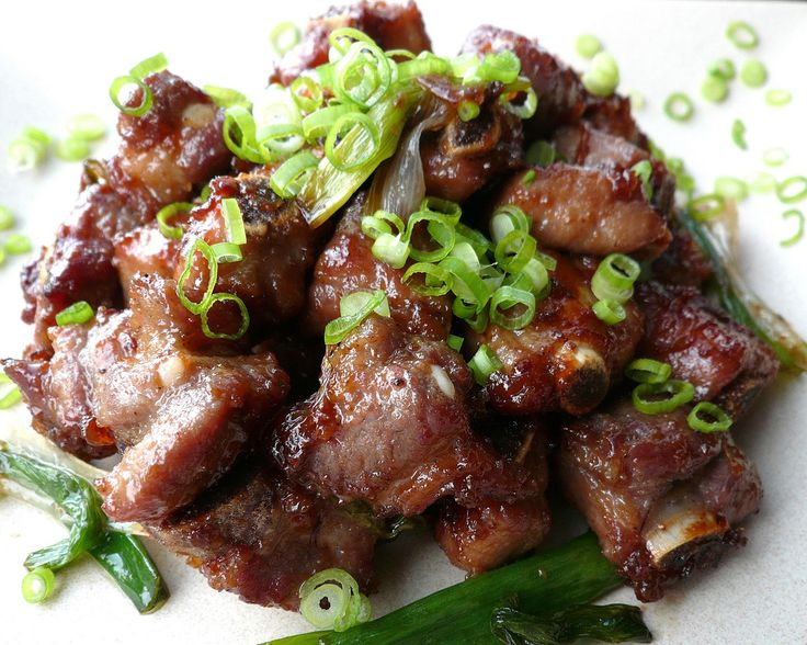 Suon Ram (Vietnamese Caramelized Pork Ribs) | KeepRecipes: Your Universal Recipe Box