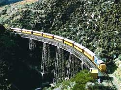 South Island Otago Rail Trail - on bikes, buses and trains