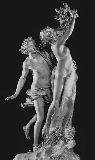 Rouge et Noir a Badem Ciflik: Gian Lorenzo Bernini - Apollo e Dafne