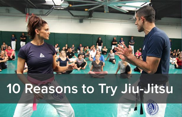 10 Reasons to Try Jiu-Jitsu