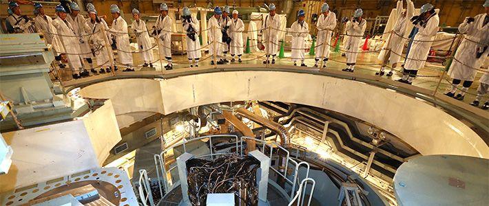 Monju Fast-Breeder Reactor Set for Decommissioning
