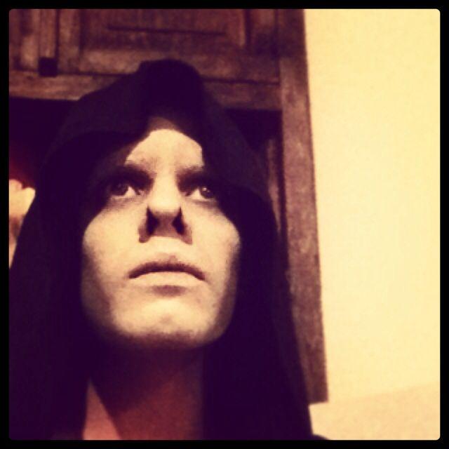 Voldemort makeup