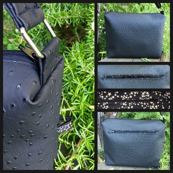 Bonjour, Voici le tuto de mon sac Mini Max, un sac mini format mais qui contient un maximum de choses. Un sac qui ferme entièrement avec 2 poches à l'intérieur et 1 à l'extérieur. J'espère qu'il vous plaira. A très vite. Viny. Tissus sur www.e-mercerie.com Sac...