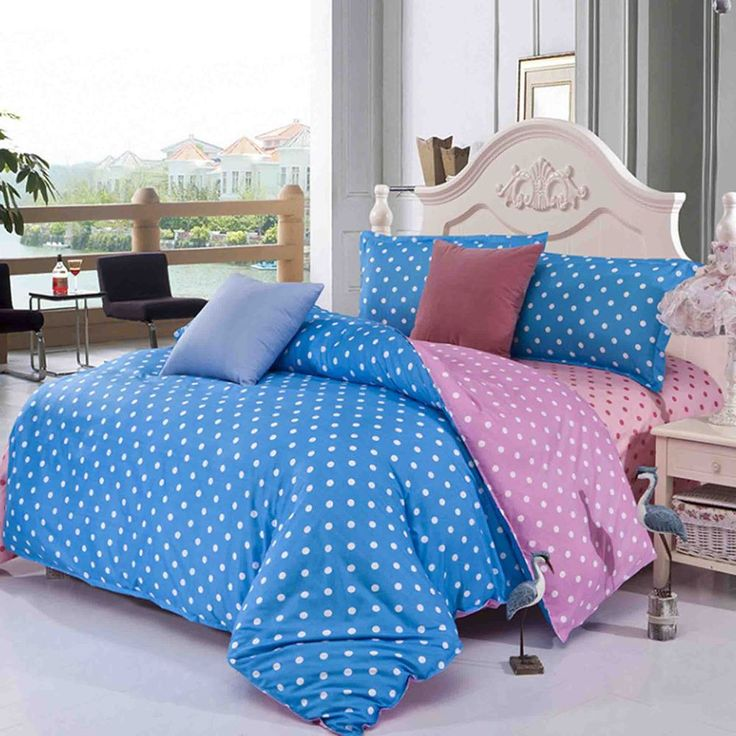 4 pz geometrico stampato di colore di contrasto bedding set copripiumino set lenzuolo con 2 pz federe doppia completa regina king size in         da Set di biancheria da letto su AliExpress.com | Gruppo Alibaba