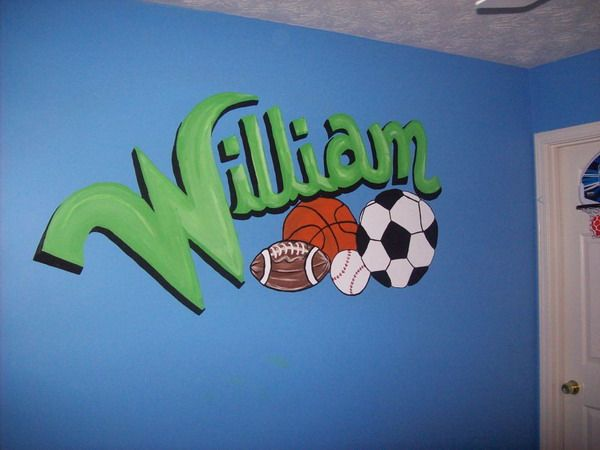 17 best images about locker room bedroom kids sports for Room decorating ideas yahoo answers
