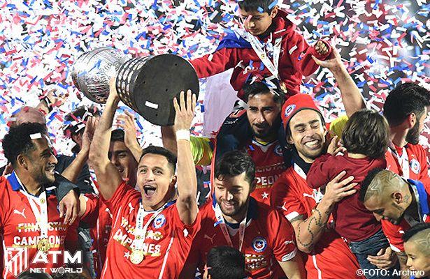 Chile se proclama campeona
