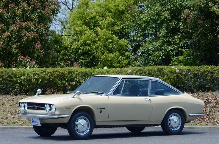 Isuzu 117 Coupe (PA90) '1968–77