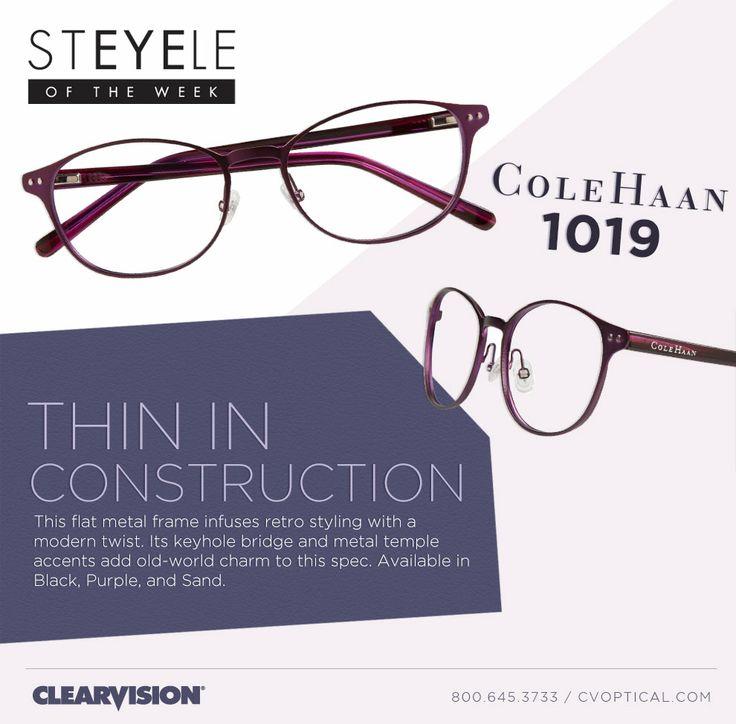 42 best Cole Haan Eyewear & More images on Pinterest   Cole haan ...