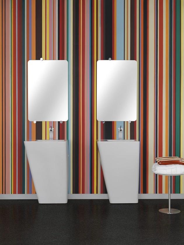 Bathroom mirrors. Il Bagno Alessi dOt. www.laufen.com