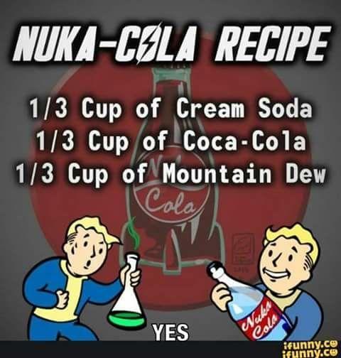 Nuka-Cola - Imgur