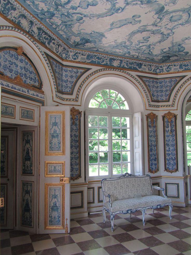 Pagodenburg | The main room on the ground floor