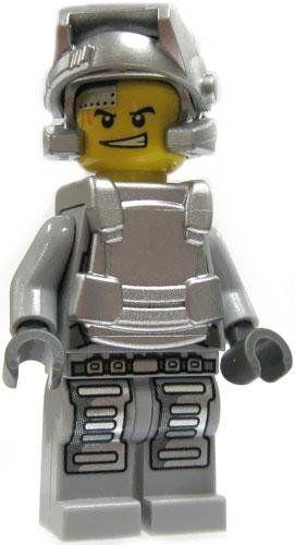 LEGO Power Miners Loose Power Miner Engineer Minifigure Loose