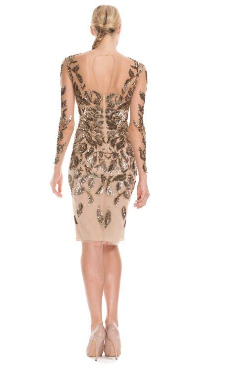 Marchesa dress - enough said.