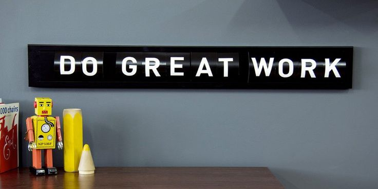 Vintage Black Cinema Sign with black and white cards – Goodwin & Goodwin™ - London Sign Makers