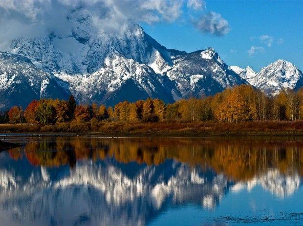 Mt Moran in Grand Teton NP: Mountain, Favorite Places, National Geographic, Teton National Parks, Beautiful, Landscape Photography, Grand Teton National, Snakes Rivers, Mount Moran
