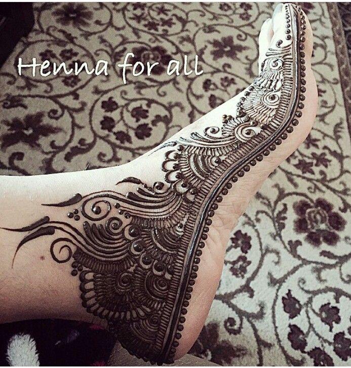 Leg henna  ✖️Feet Mehndi ✖️Women's Fashion : Henna ✖️More Pins Like This One At FOSTERGINGER @ Pinterest✖️
