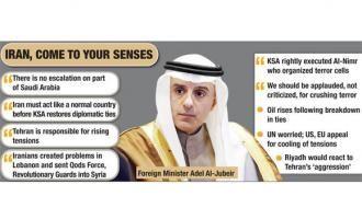 GLOBE NEWS : GLOBE NEWS  · ARAB NEWS-Security tightened at Saud...