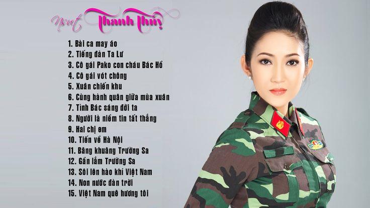 Tuyển tập nhạc cách mạng - NSƯT Thanh Thúy