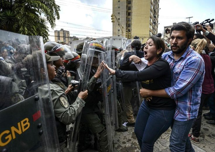COULD THIS HAPPEN IN THE US? A ruling by Venezuela's Supreme Court appears to allow the court to write laws itself, experts say, leasing to a DICTATORSHIP.