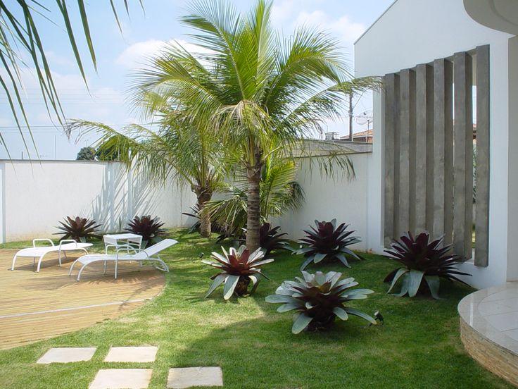 Dicas e fotos de paisagismo e jardinagem para sua casa - Fotos de patios de casas ...